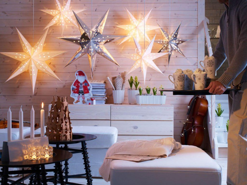 Stylish Christmas Decorating Ideas Shine Home PV