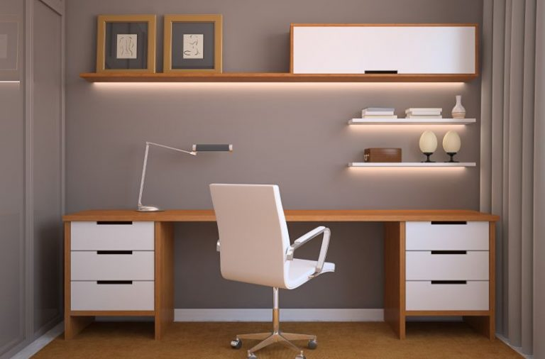 4 Ways to Make the Most of a Small Office