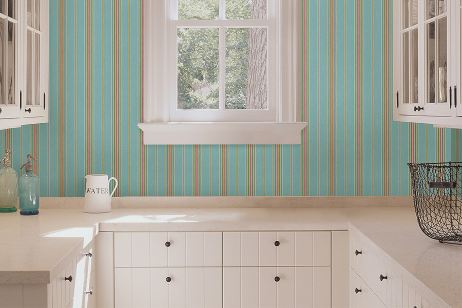 What Types of Wallpaper Should You Choose For Your Kitchen?