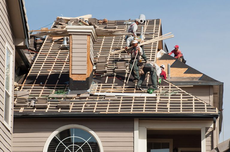 How To Get Your Roof Storm-Proofed